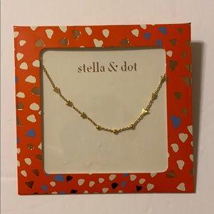 Stella and Dot Celestial Choker- Gold